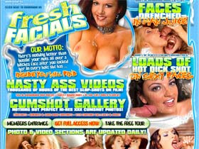 Welcome to Fresh Facials - perfect facial cumshot videos!
